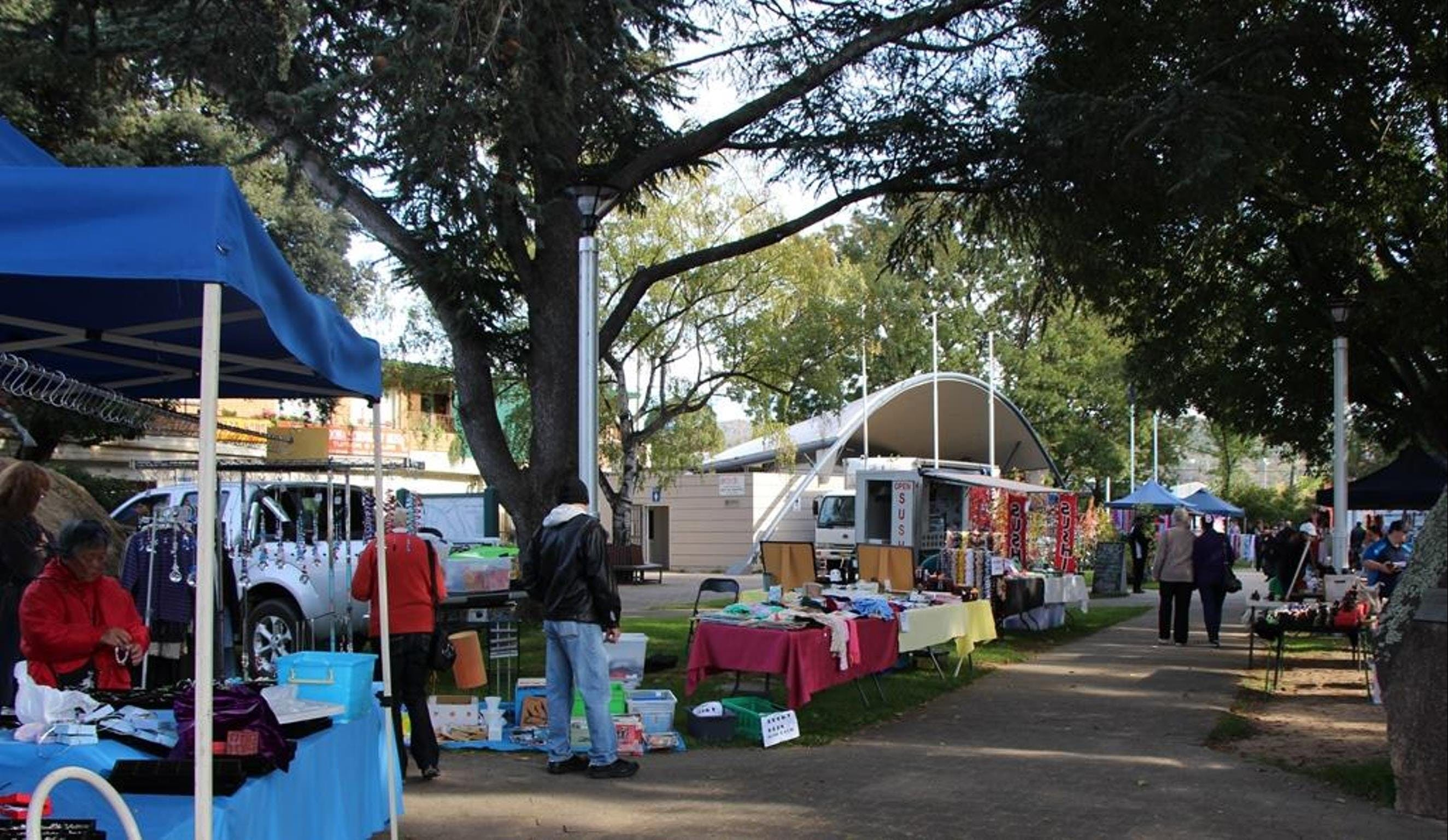 Cooma Rotary Markets - Accommodation in Surfers Paradise