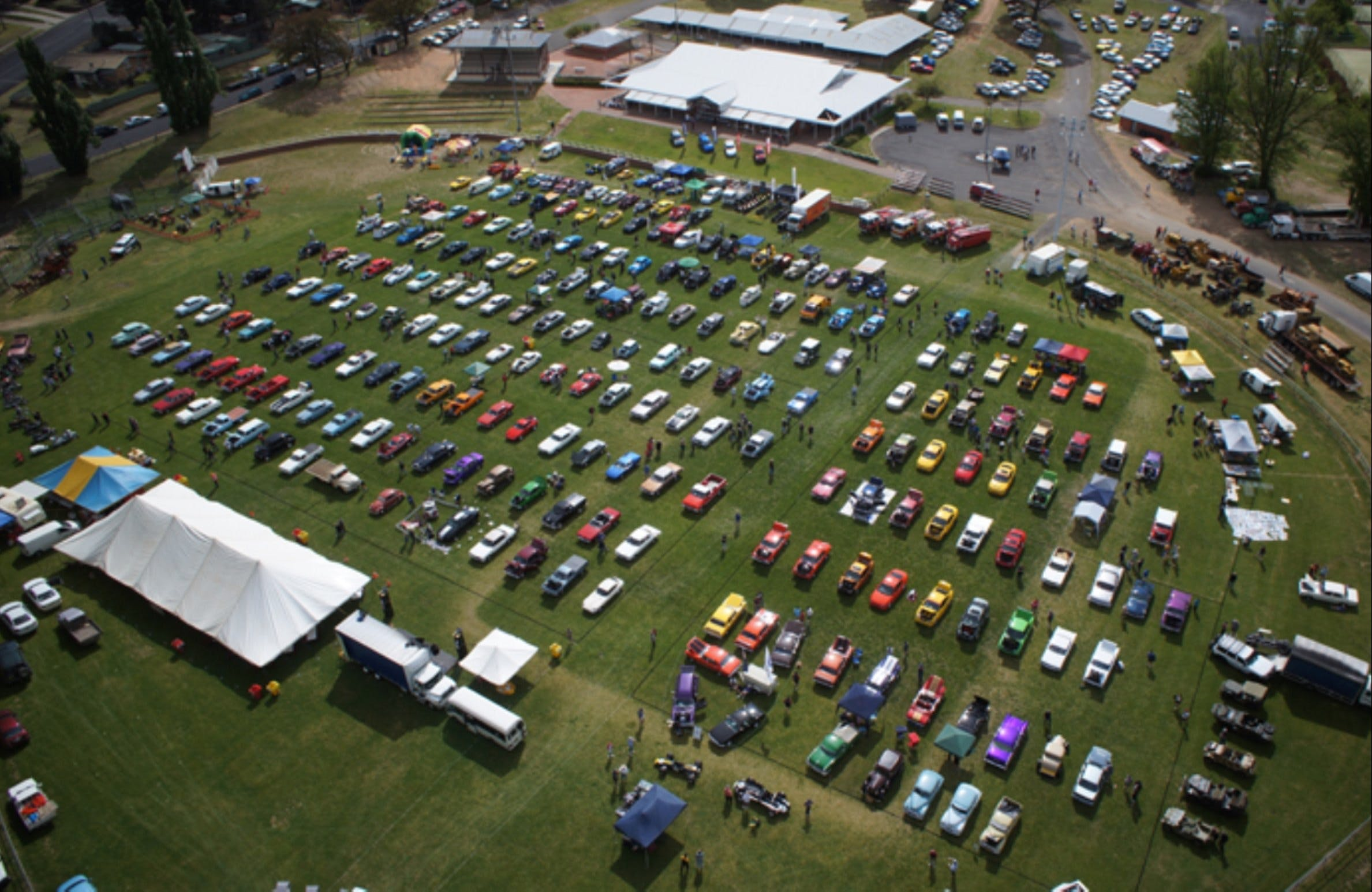 Cooma Motorfest - Accommodation in Surfers Paradise