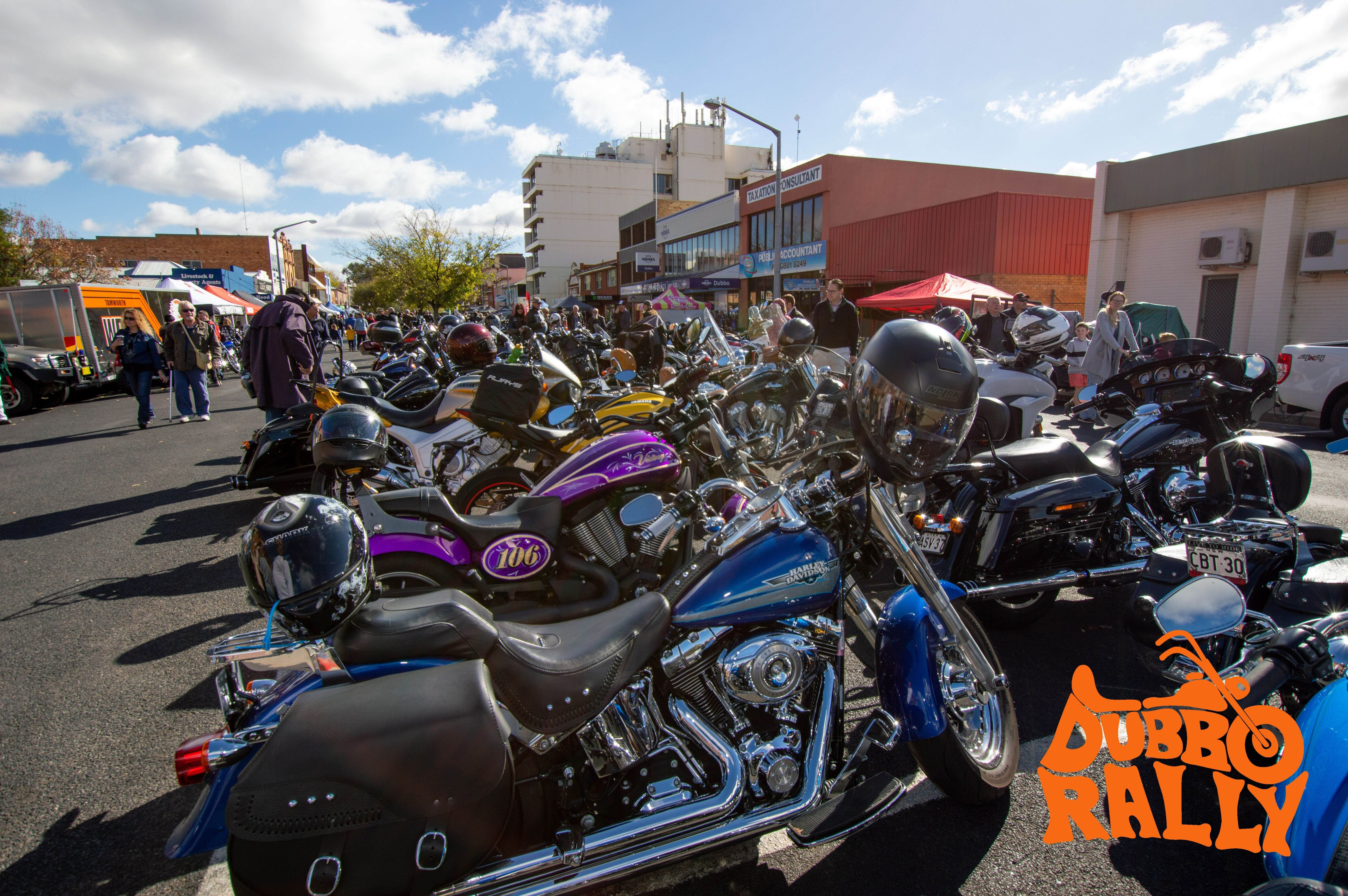 Dubbo Motor Bike Rally - Accommodation in Surfers Paradise