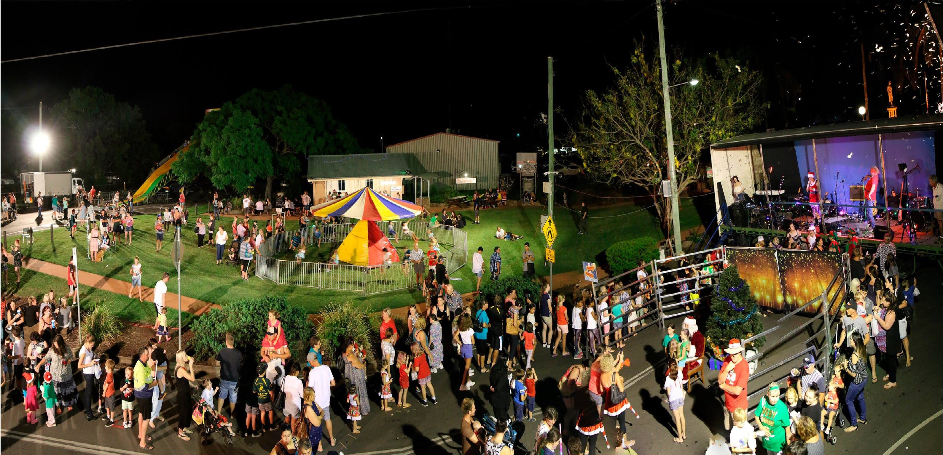 Forest Hill Christmas Festival - Accommodation in Surfers Paradise