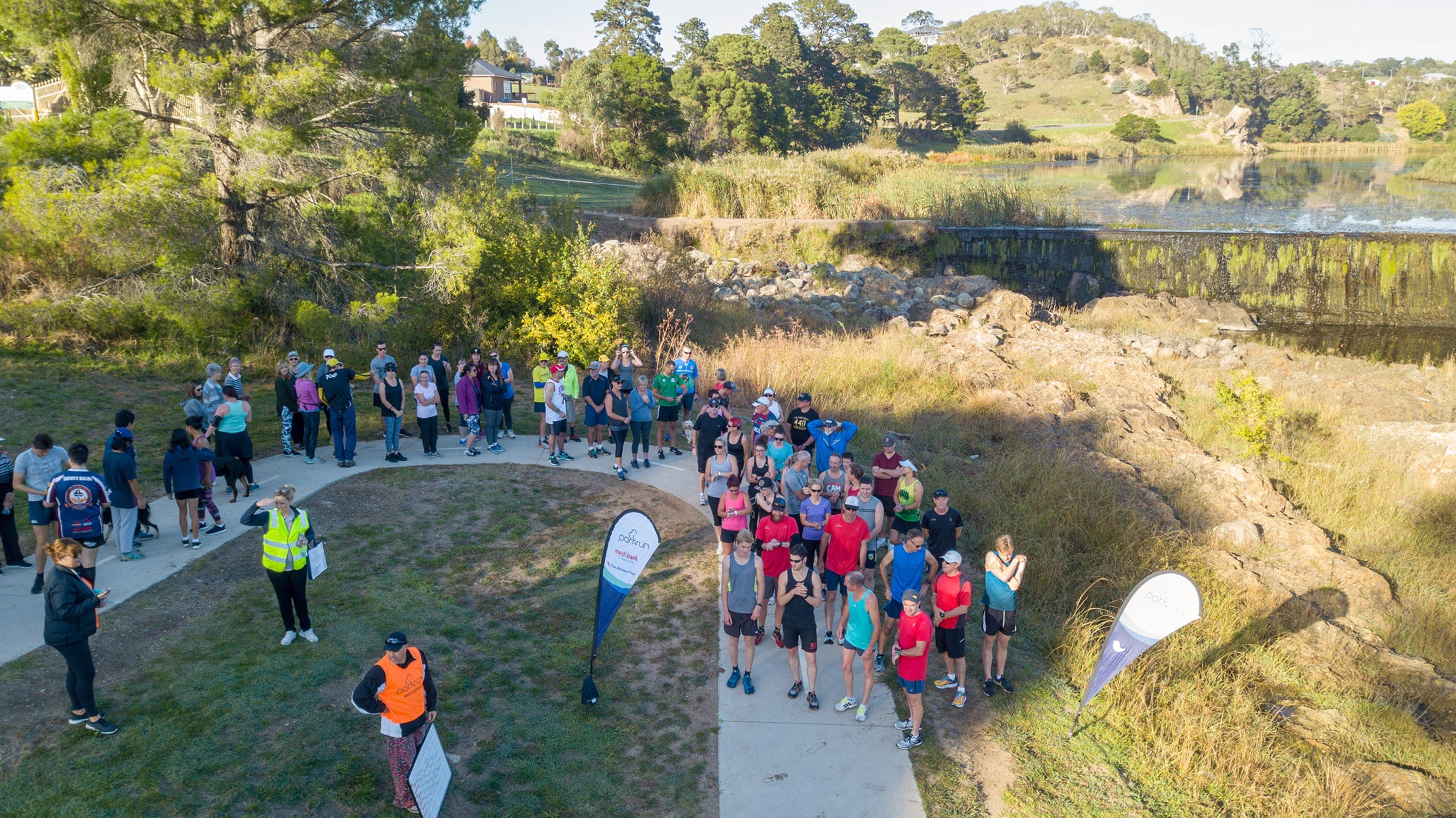 Goulburn Parkrun - Accommodation in Surfers Paradise