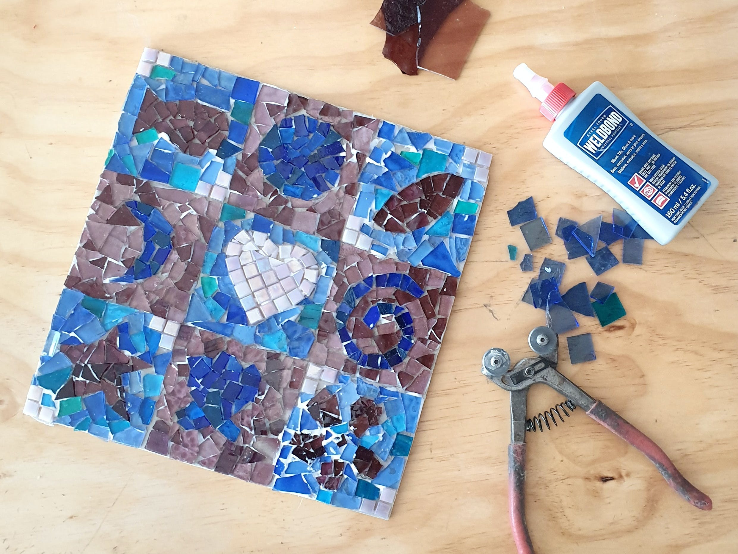 Intro to Mosaics Weekend with Leadlight By Ettore - Accommodation in Surfers Paradise