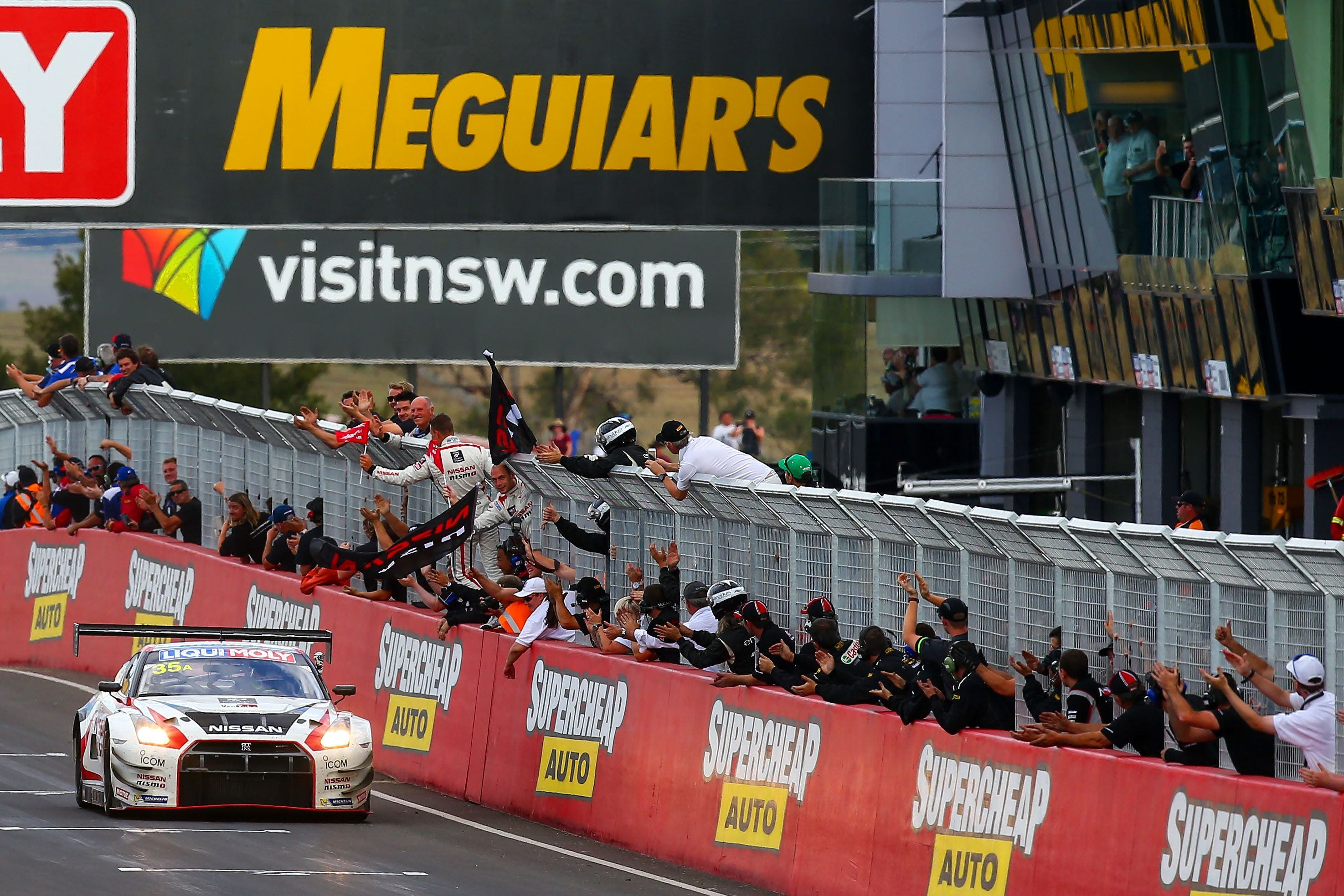 Liqui-Moly Bathurst 12 Hour - Accommodation in Surfers Paradise