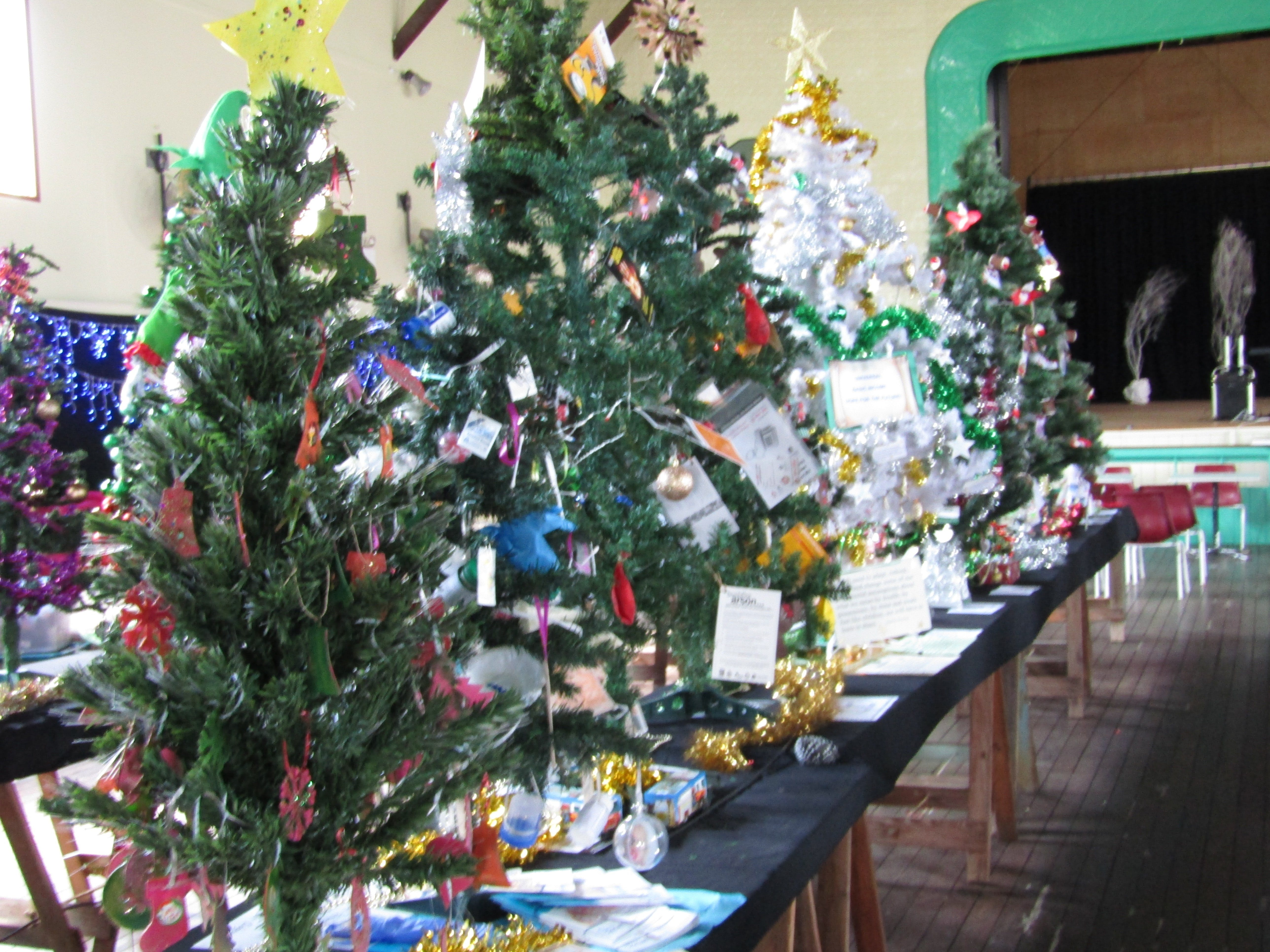 Mount Morgan Christmas Tree Festival - Accommodation in Surfers Paradise