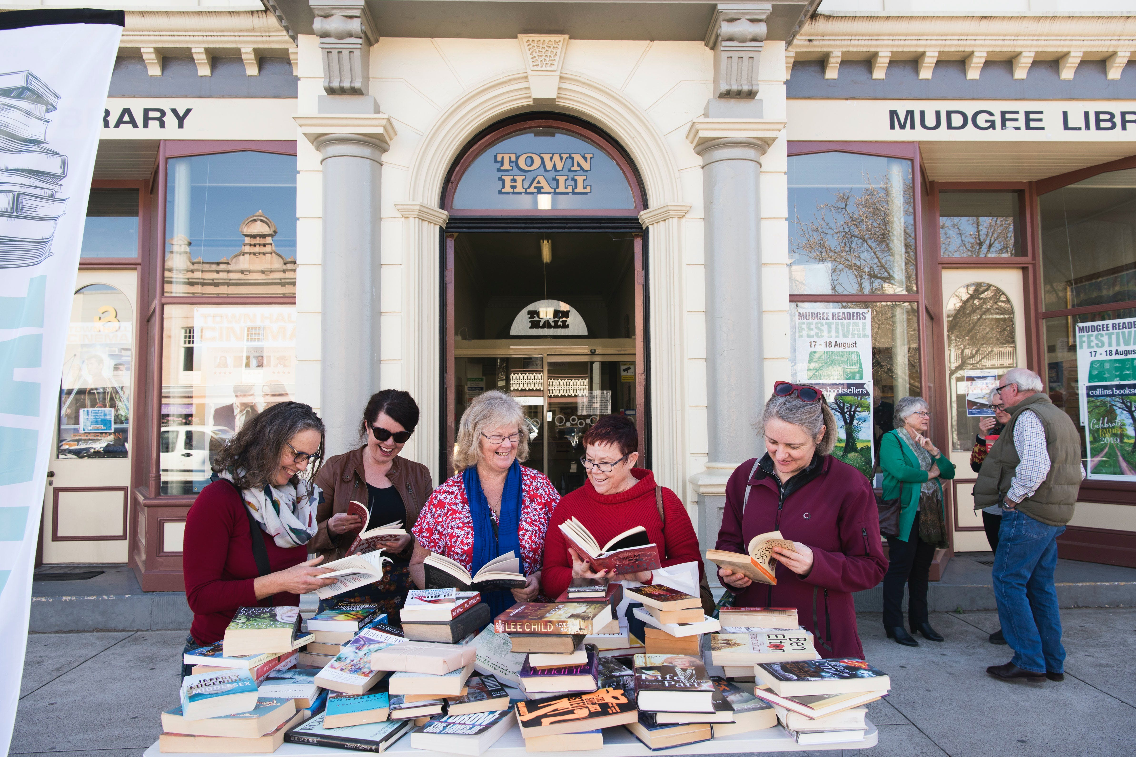 Mudgee Readers' Festival - Accommodation in Surfers Paradise