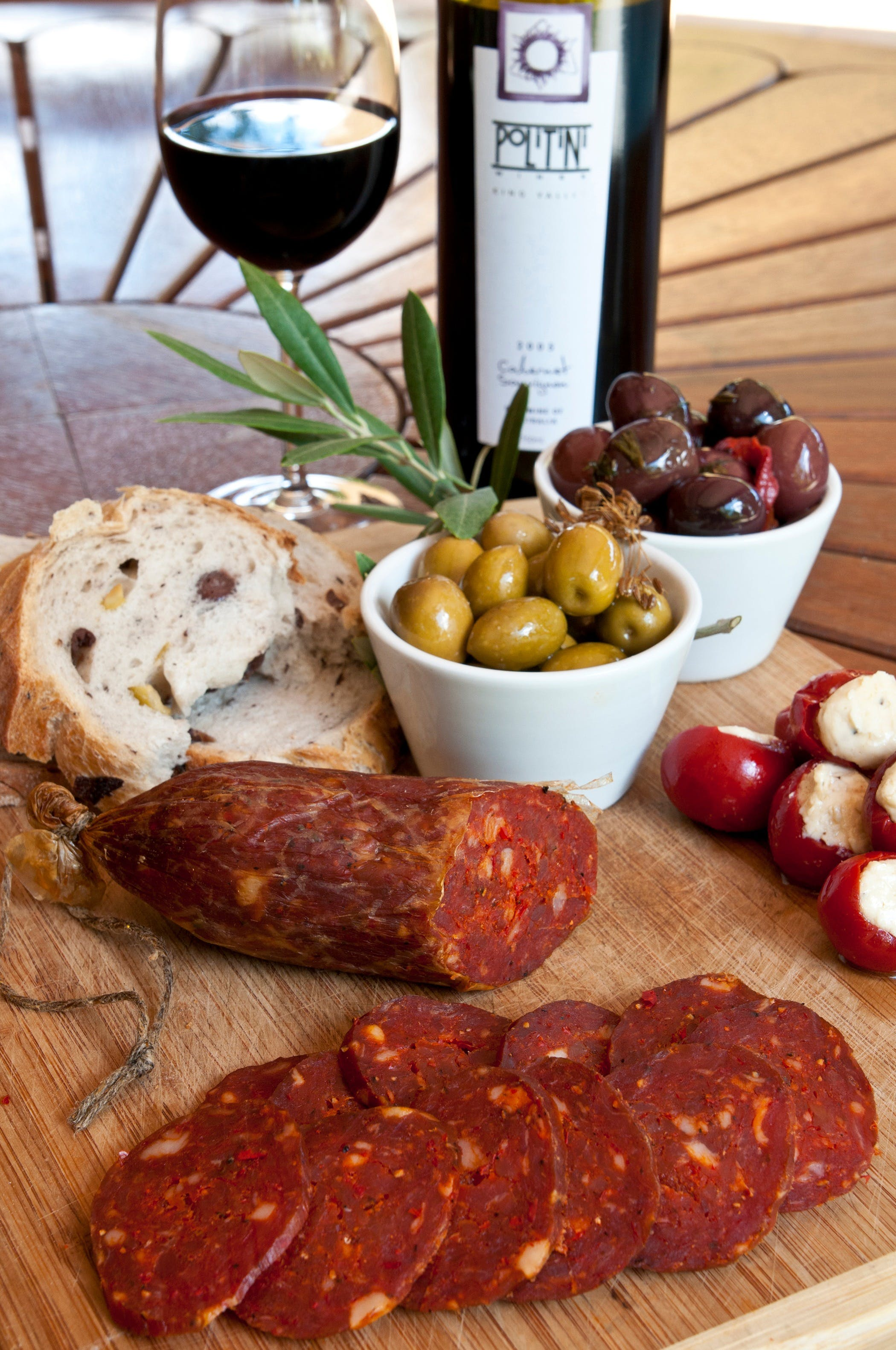 Salami and Salsicce Making classes at Politini Wines - Accommodation in Surfers Paradise