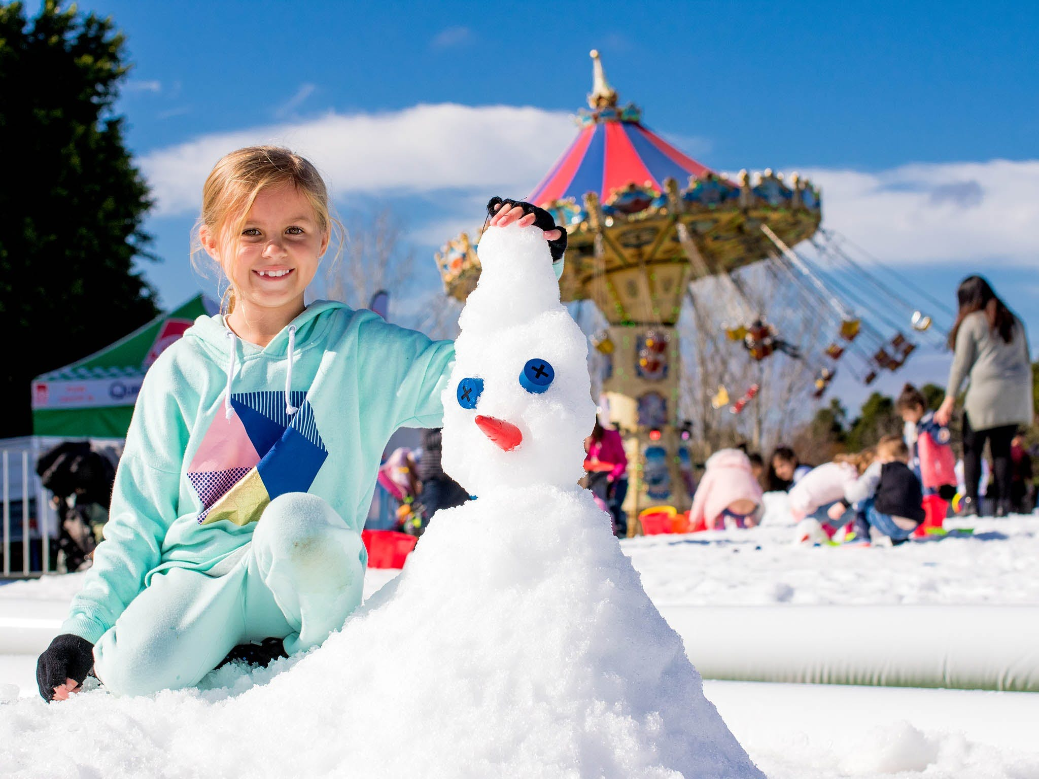 Snow Time in the Garden - Hunter Valley Gardens - Cancelled - Accommodation in Surfers Paradise