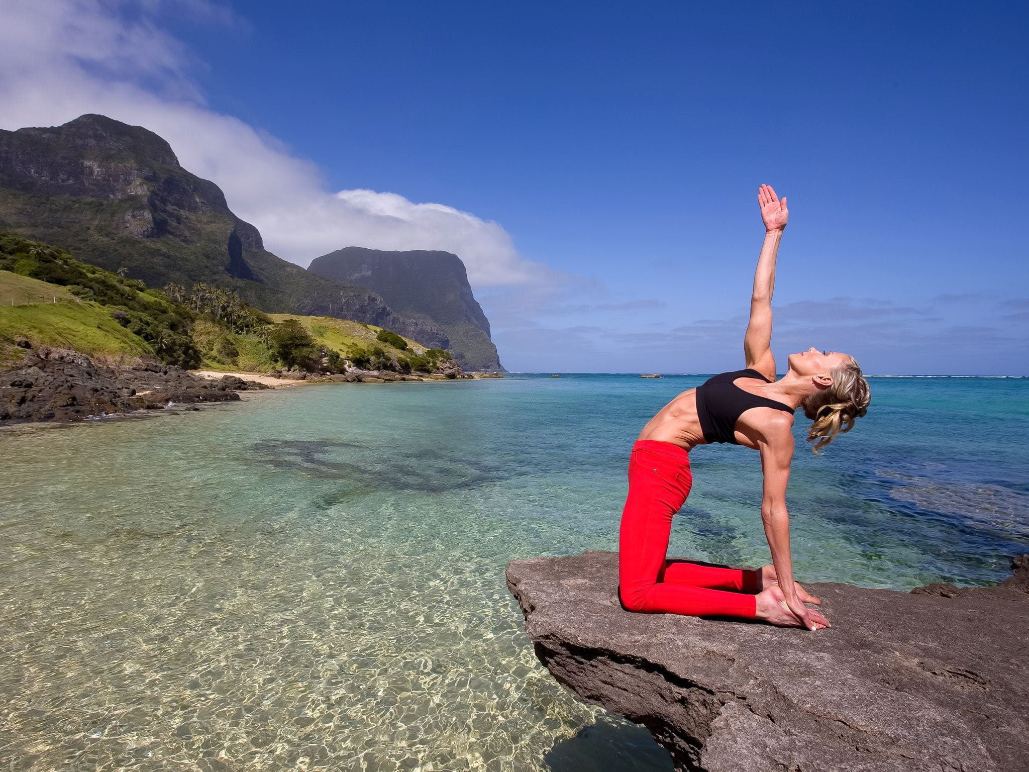 Wellness Week with Charlotte Dodson at Pinetrees Lord Howe Island - Accommodation in Surfers Paradise