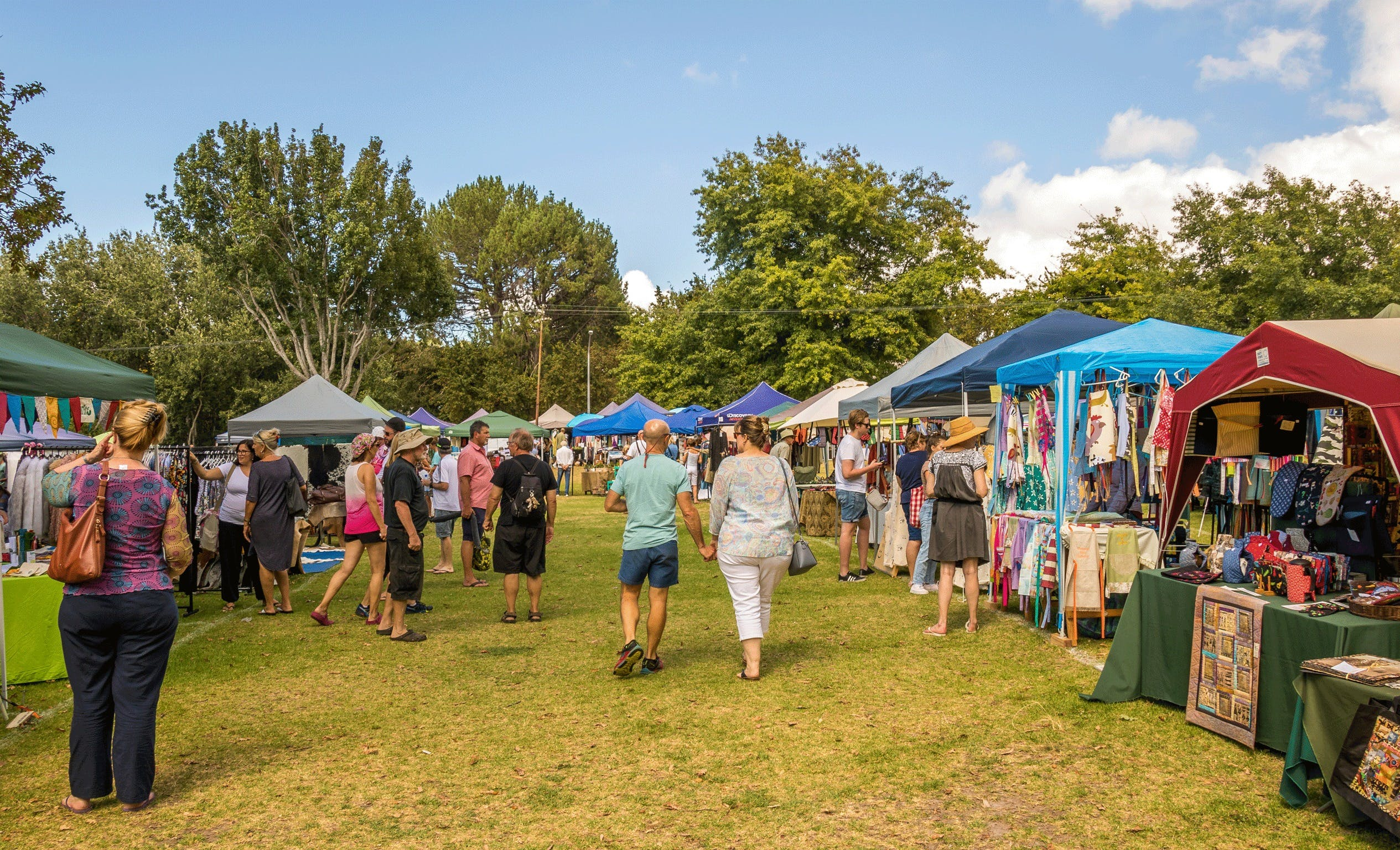 Biloela Markets in the Park - Accommodation in Surfers Paradise