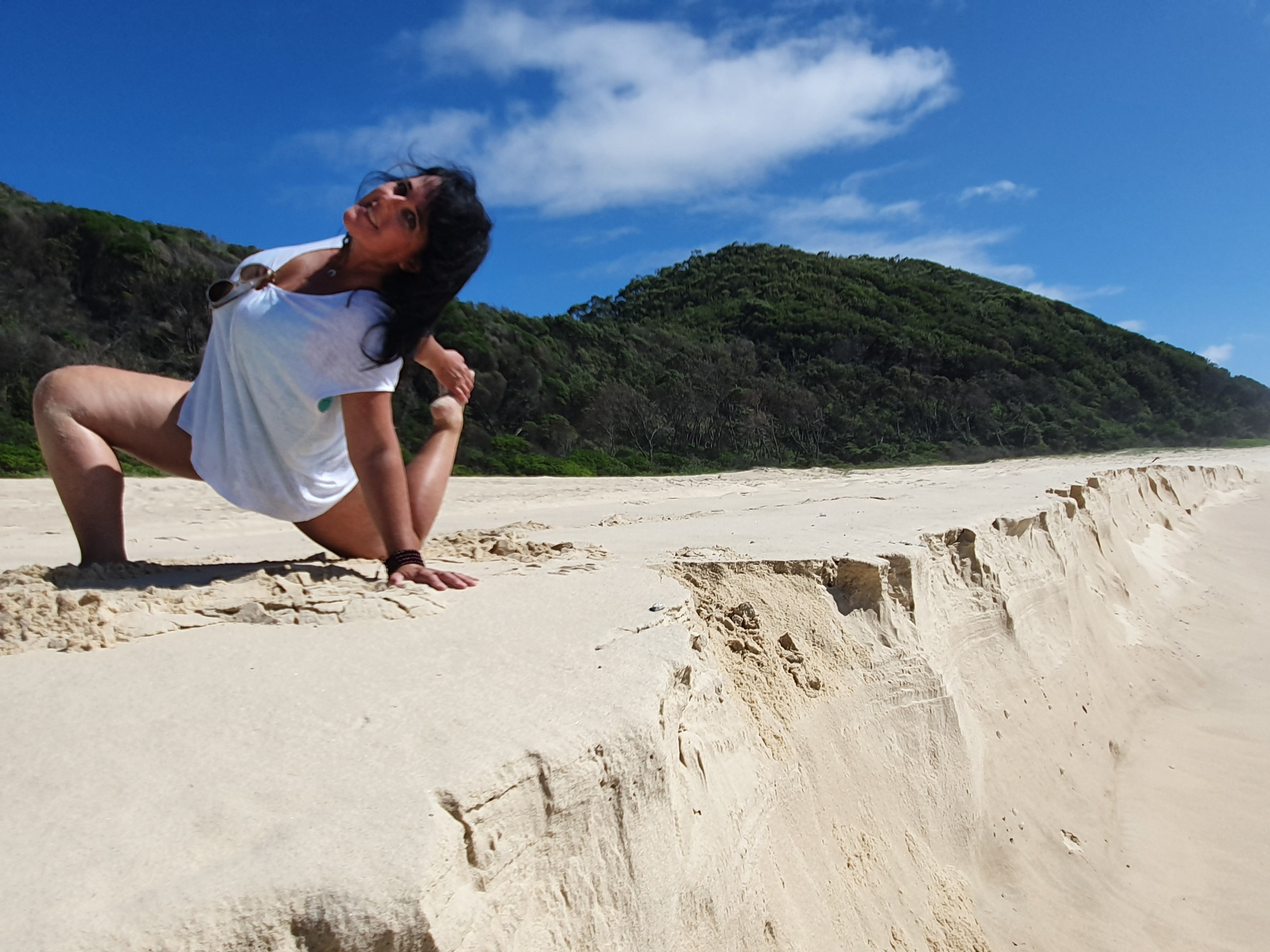Blueys Yoga in Smiths Lake Online - Accommodation in Surfers Paradise
