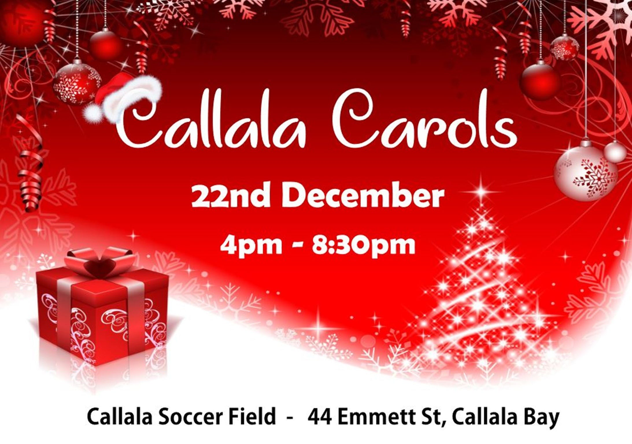 Callala Carols - Accommodation in Surfers Paradise
