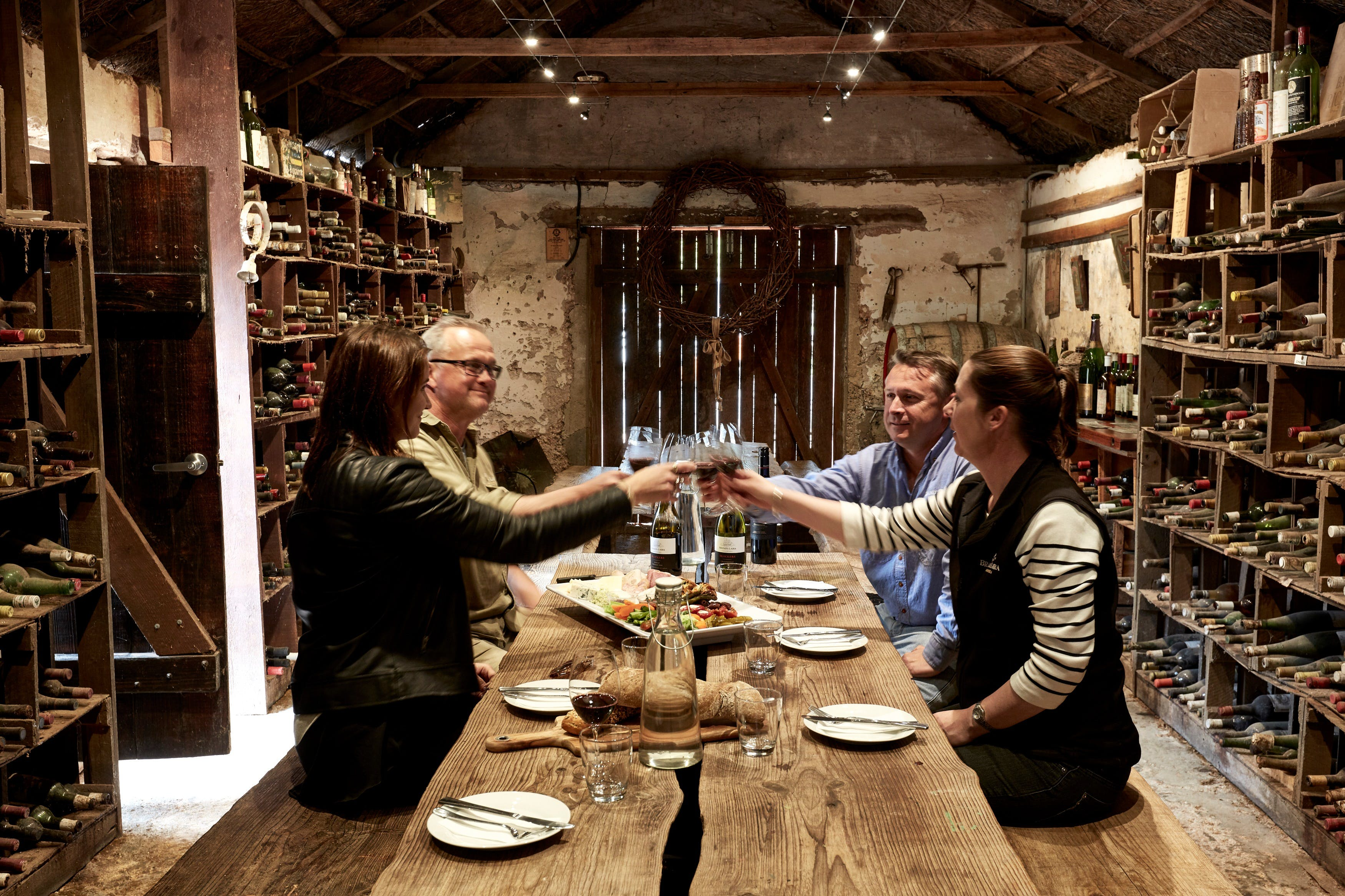 Coonawarra Cellar Dwellers - Accommodation in Surfers Paradise