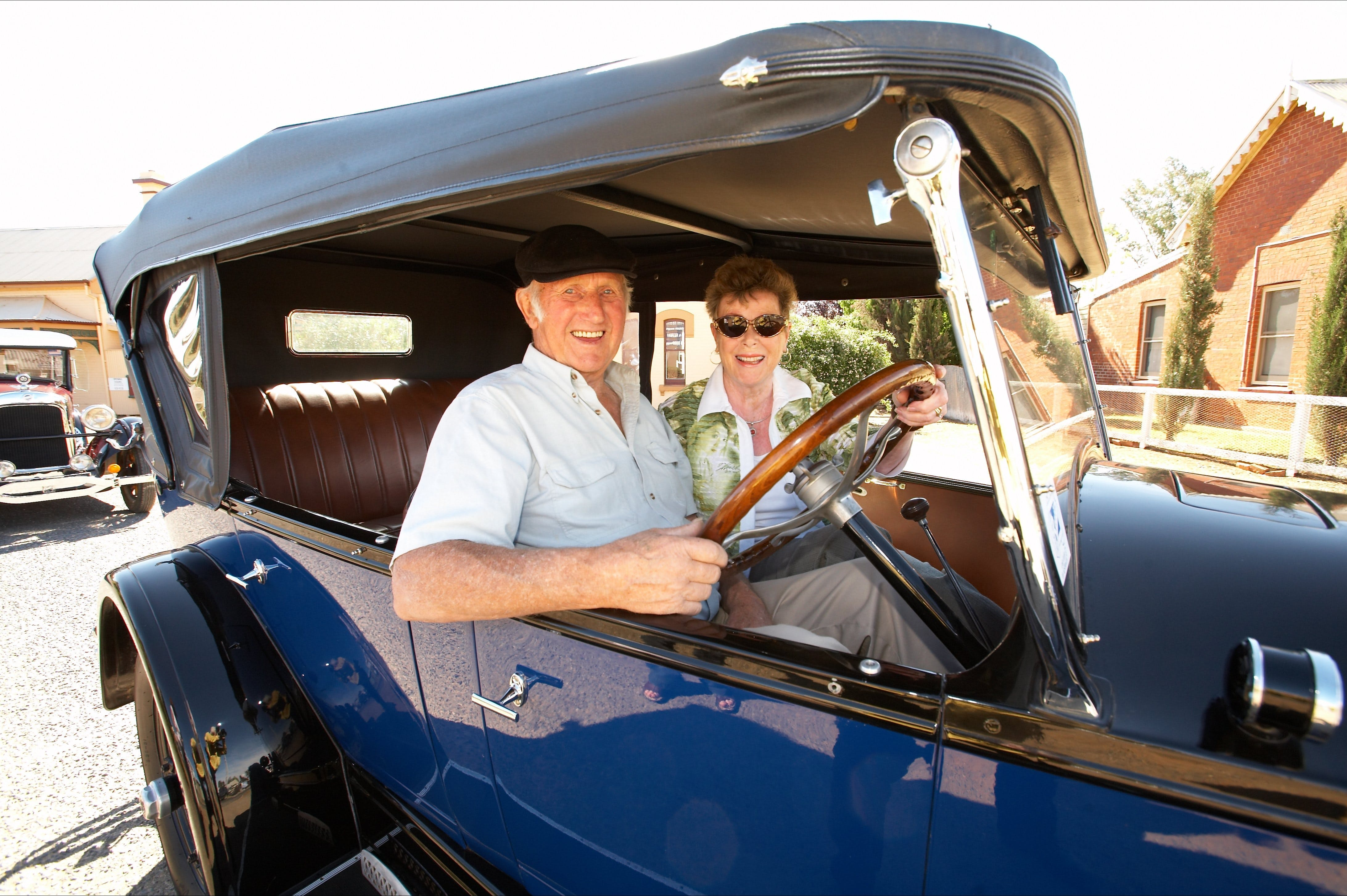 Corowa Historic Vehicle and Machinery Club Spring Fun Weekend - Accommodation in Surfers Paradise