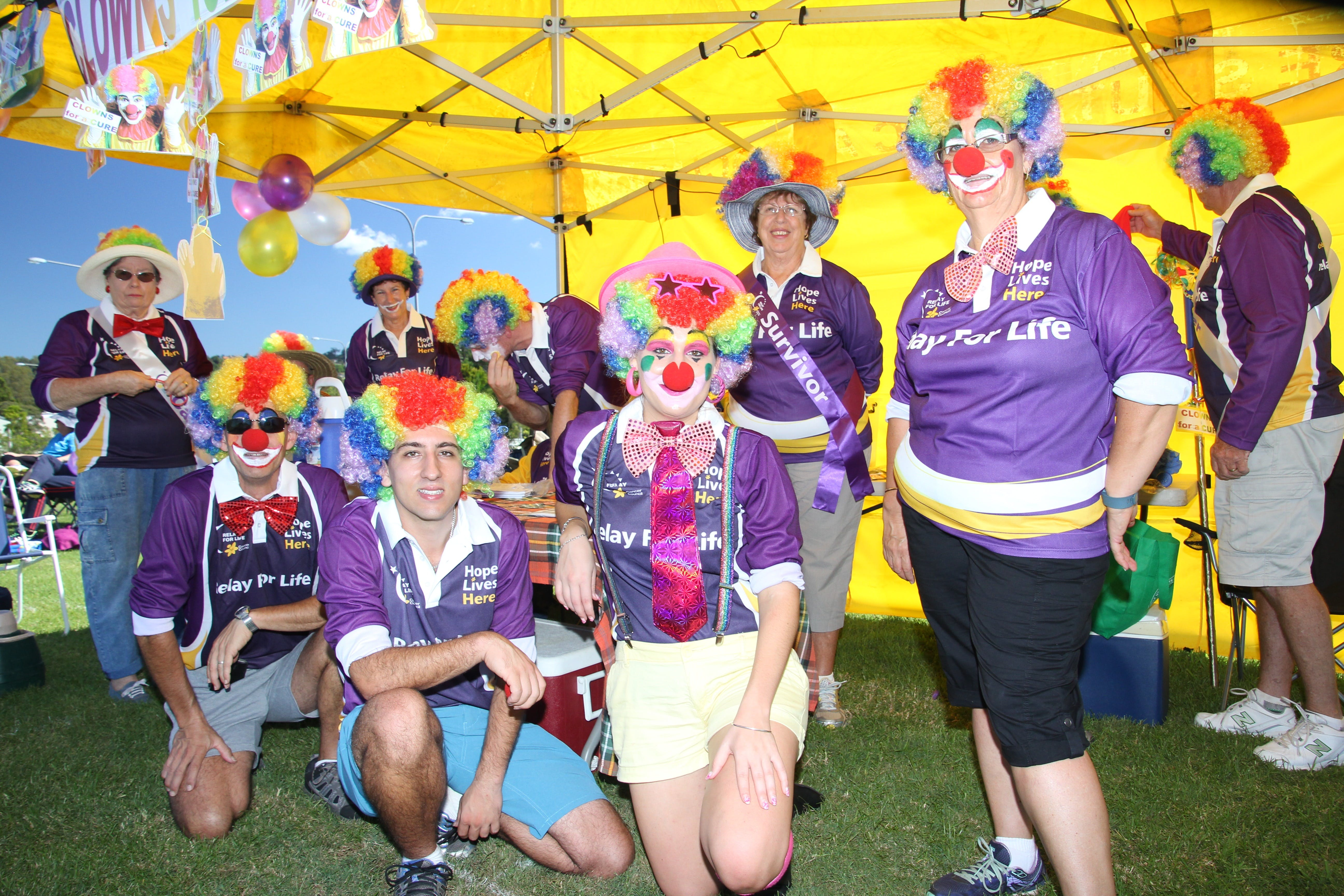 Grafton Relay for Life - NSW Cancer Council - Accommodation in Surfers Paradise