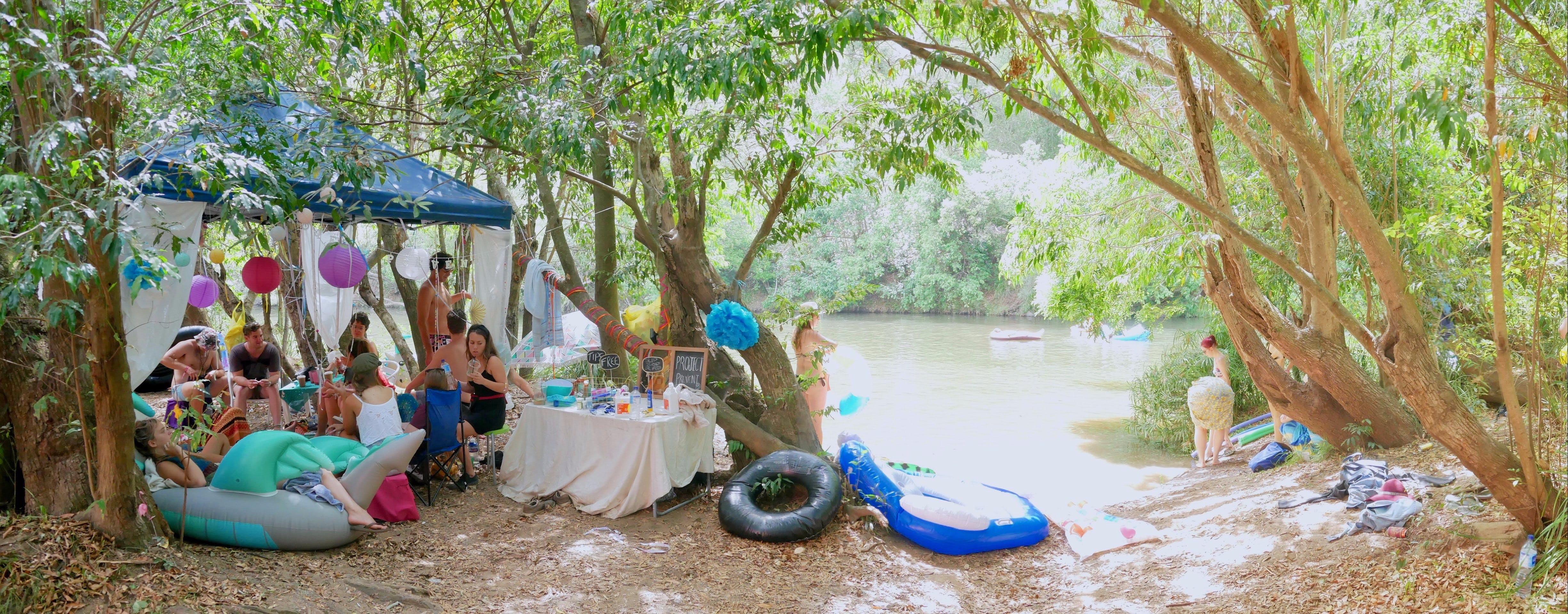 Jungle Love Festival - Accommodation in Surfers Paradise