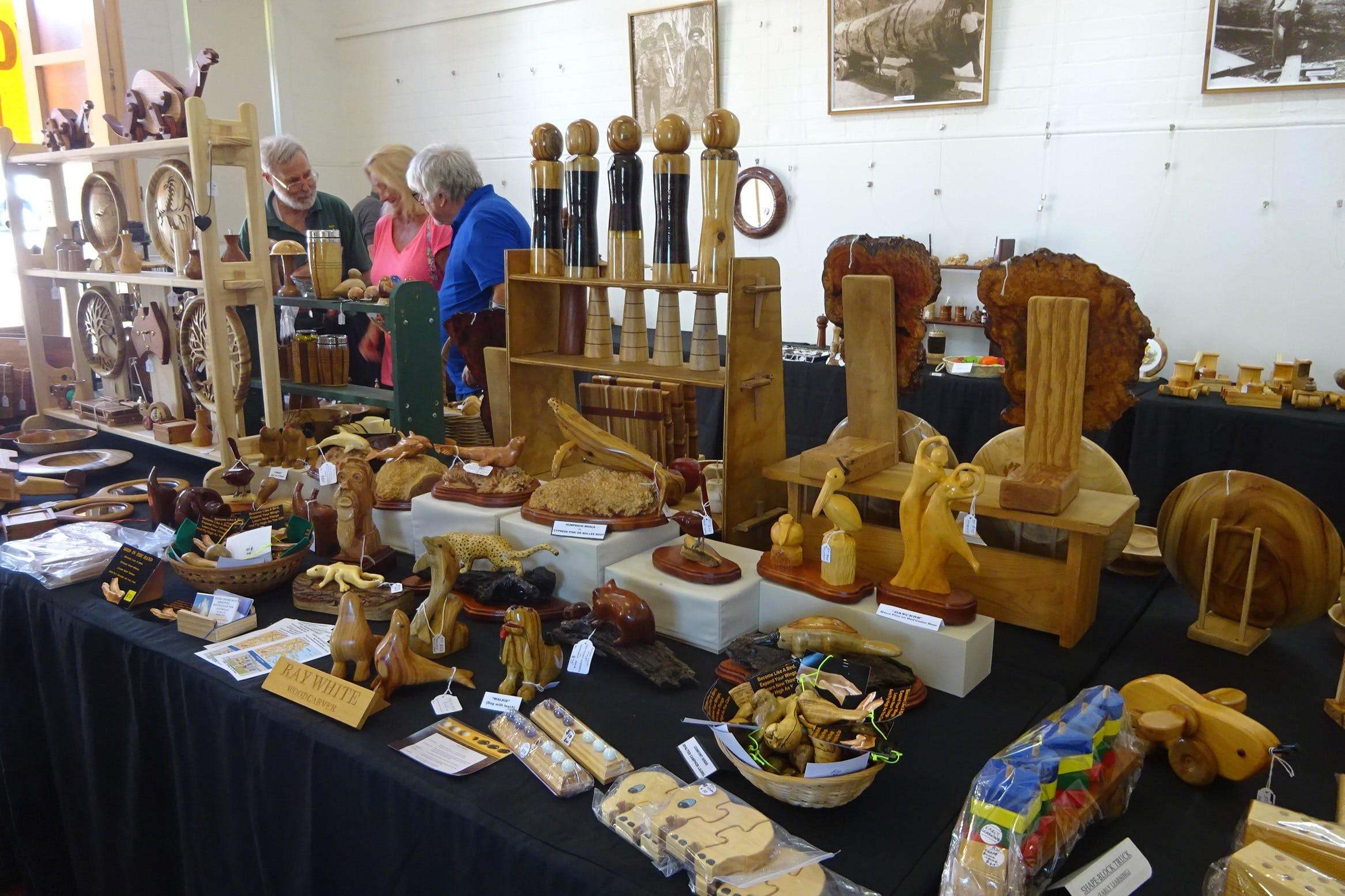 Kiama Woodcraft Group - Exhibition and Sales - Accommodation in Surfers Paradise