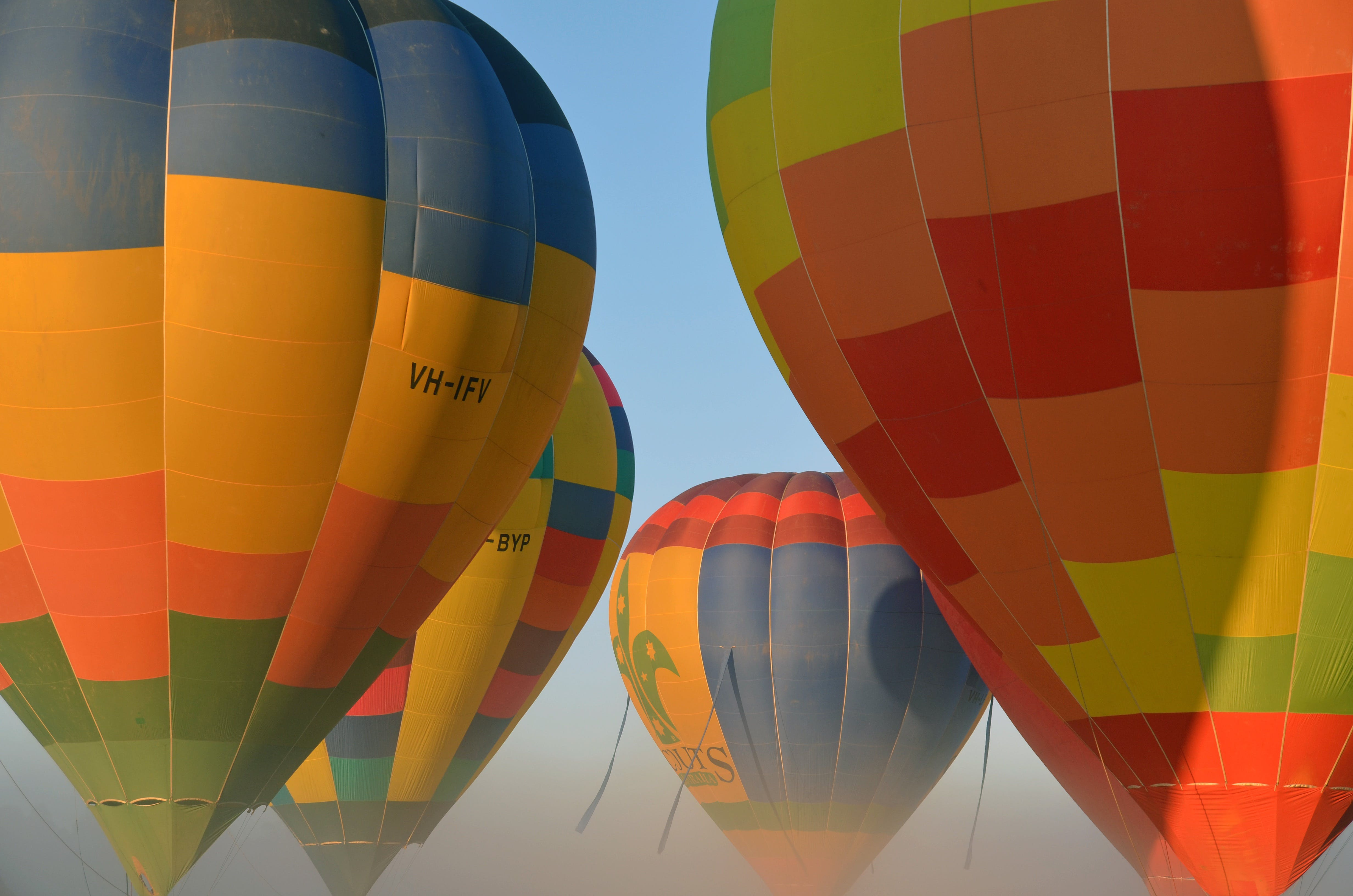 King Valley Balloon Festival - Accommodation in Surfers Paradise
