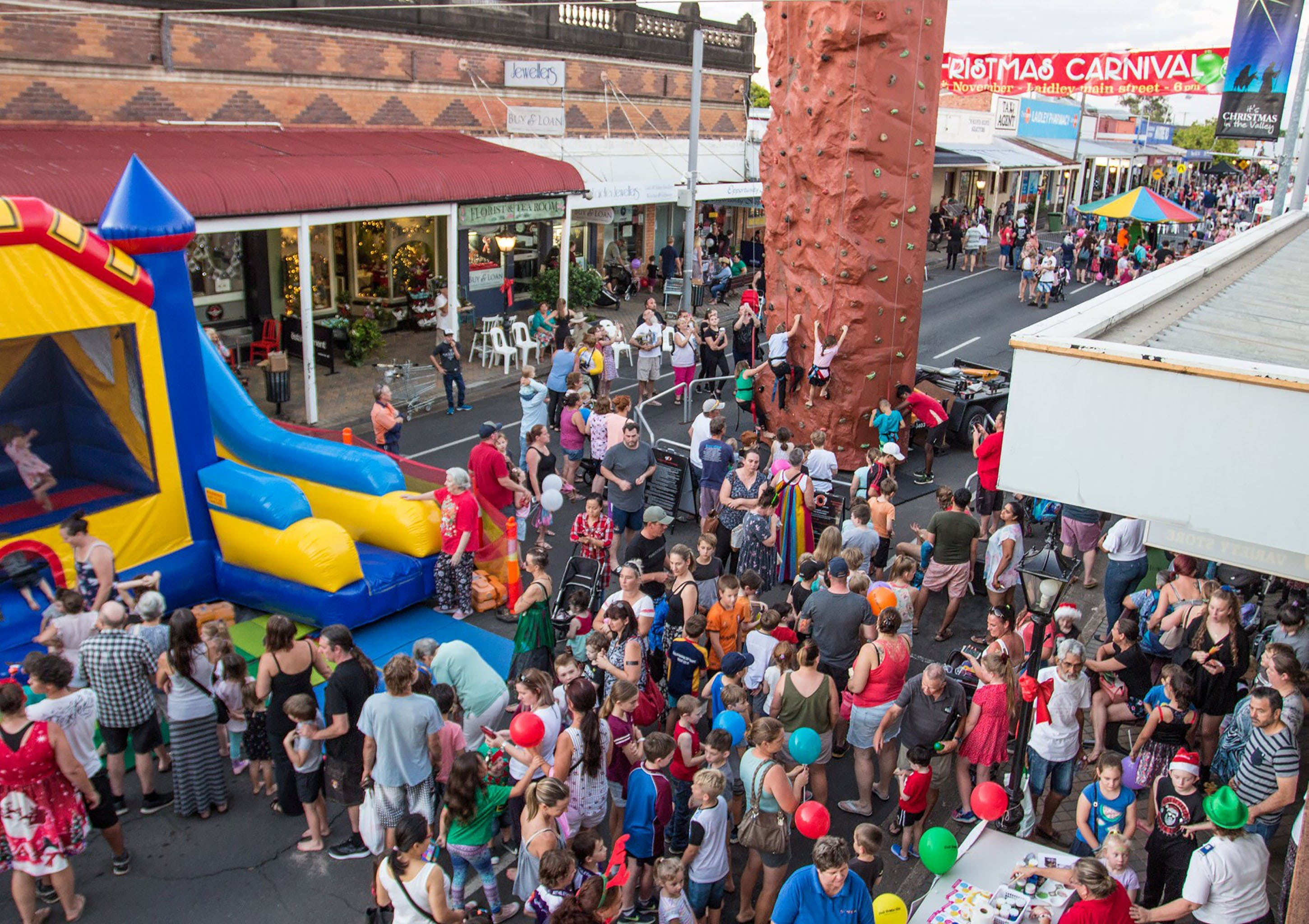 Laidley Christmas Street Festival - Accommodation in Surfers Paradise