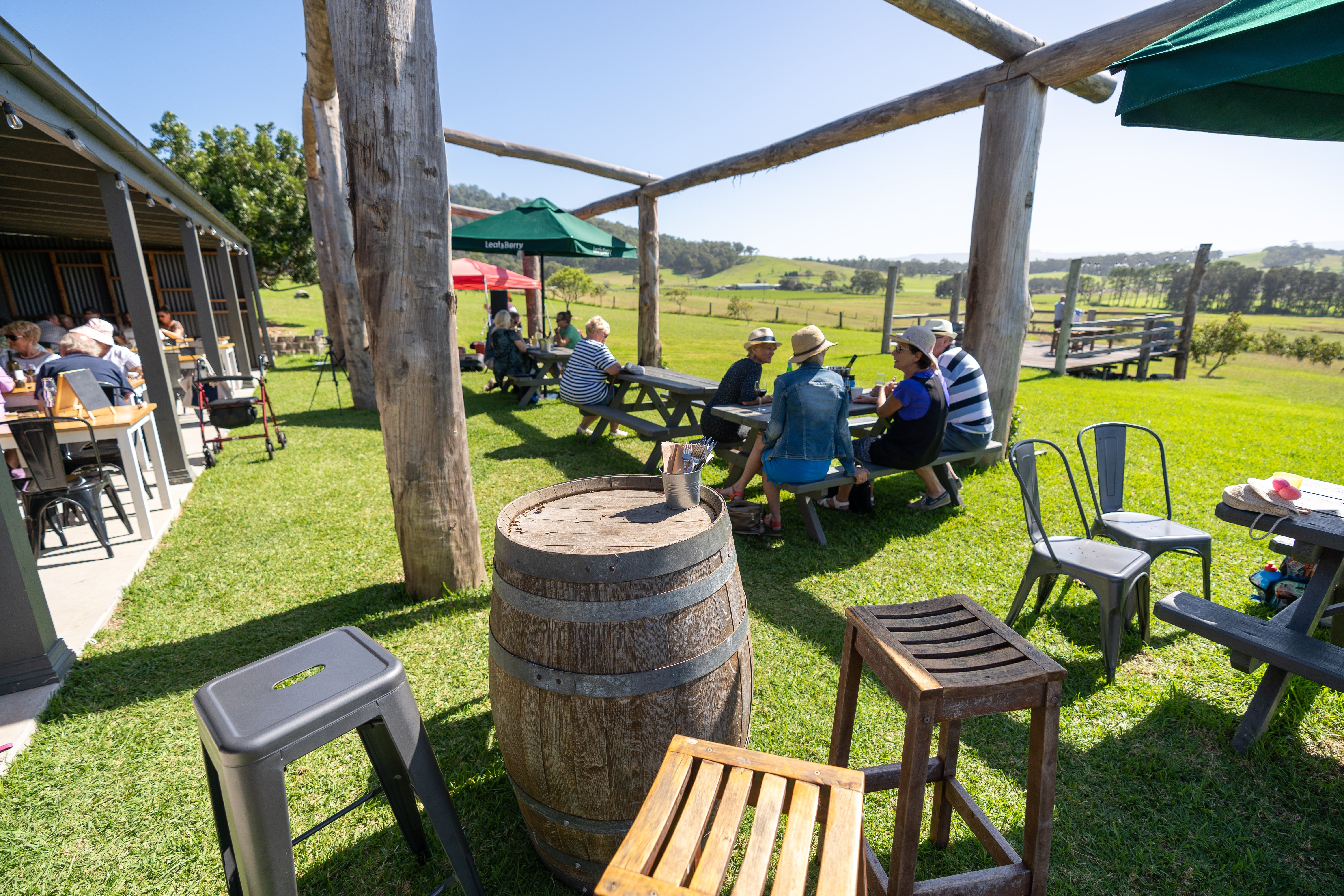Live Music Sundays at Mountain Ridge Wines - Accommodation in Surfers Paradise