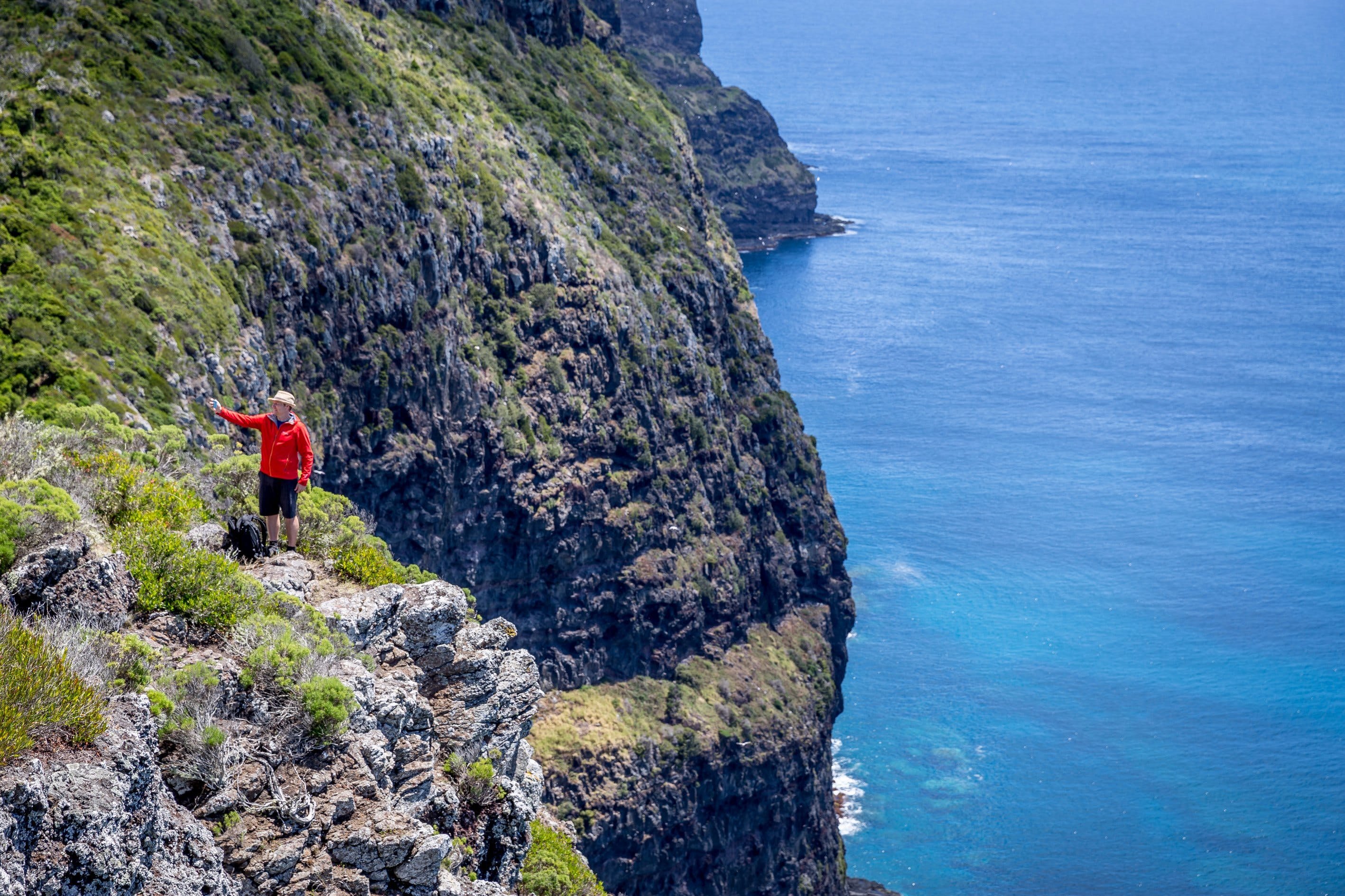 Seven Peaks Walk at Pinetrees Lord Howe Island - Accommodation in Surfers Paradise