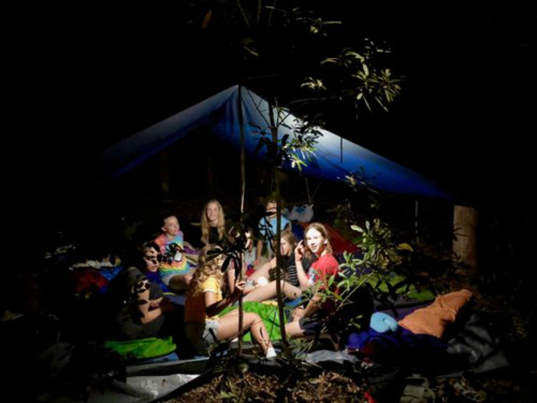 Summer  Family Nature Camp - Accommodation in Surfers Paradise