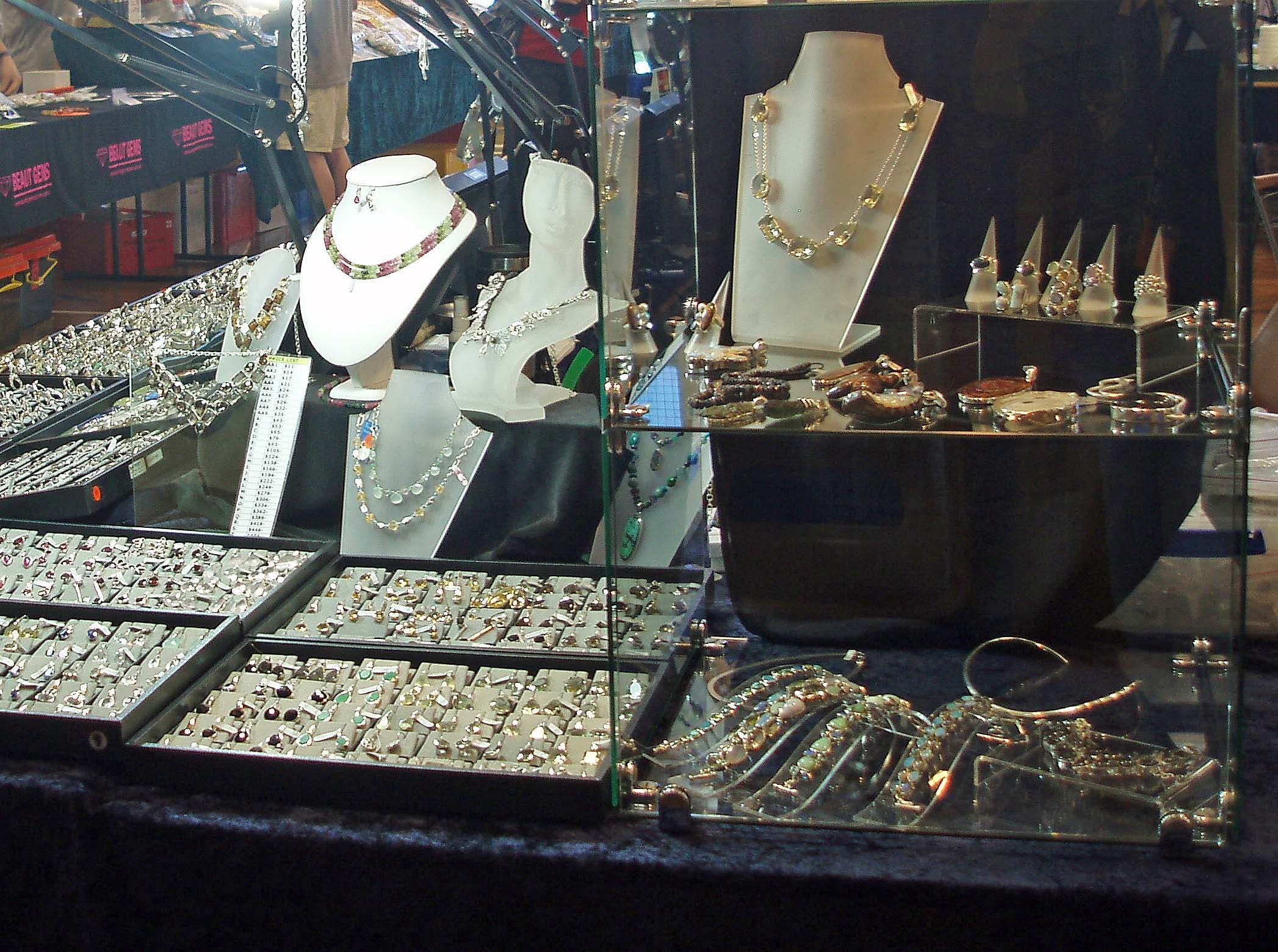 Toowoomba Gemfest - Gems and Jewellery - Accommodation in Surfers Paradise