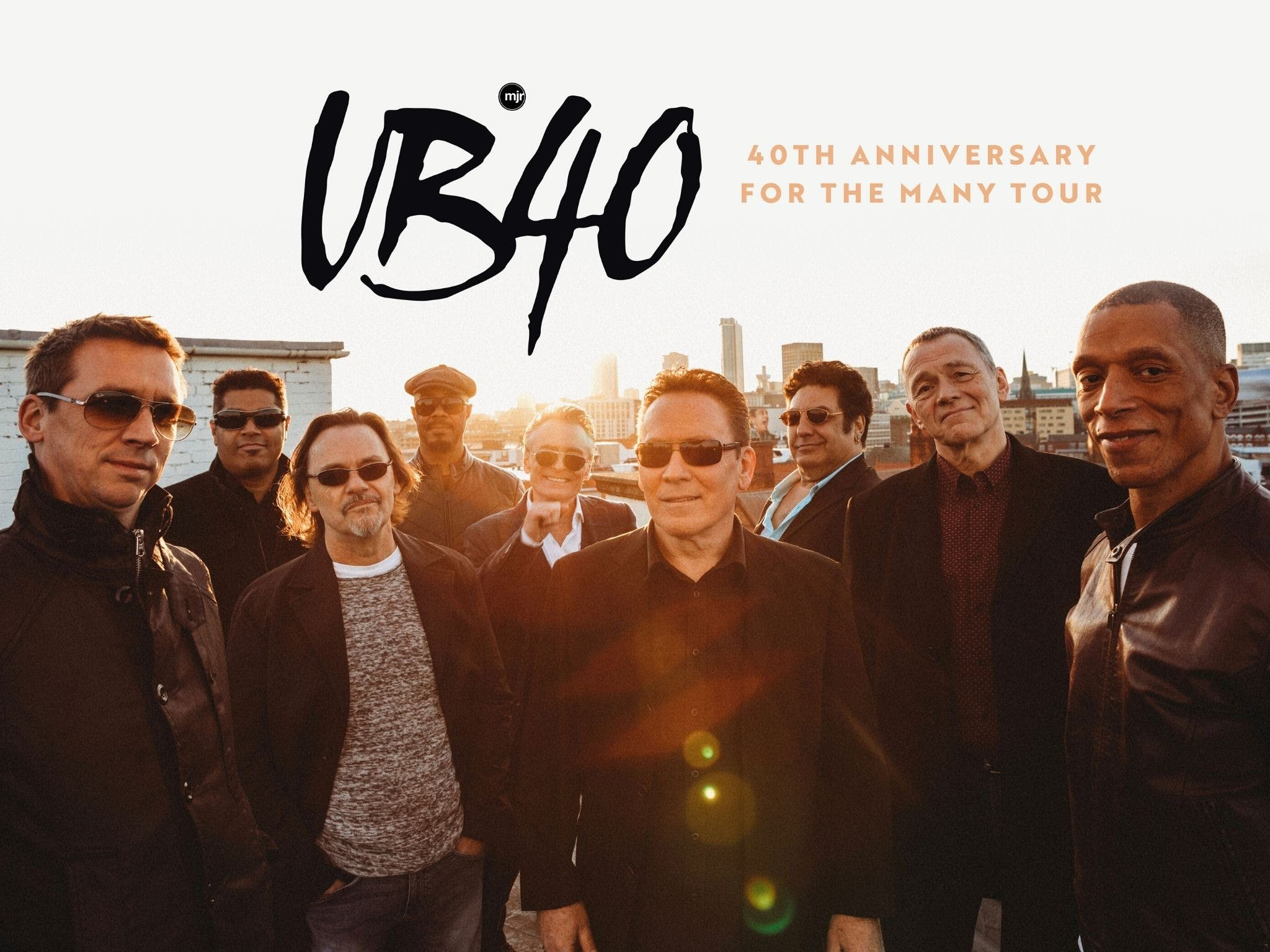 UB40 40th Anniversary Tour - Accommodation in Surfers Paradise