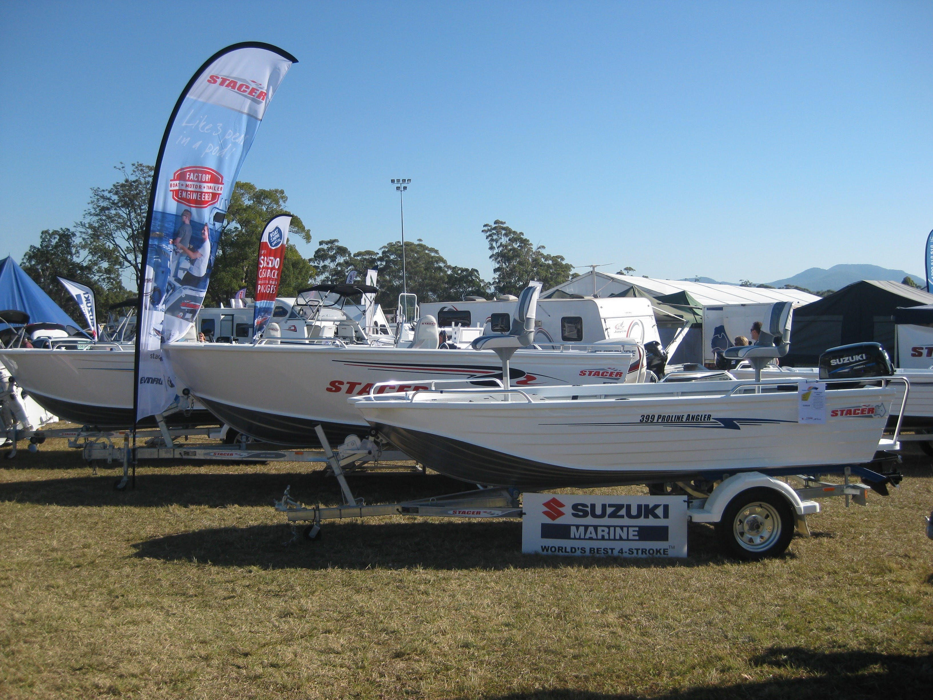 Mid North Coast Caravan Camping 4WD Fish and Boat Show - Accommodation in Surfers Paradise