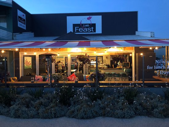 Little Feast - Accommodation in Surfers Paradise