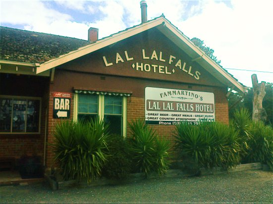 Lal Lal Falls Hotel - Accommodation in Surfers Paradise
