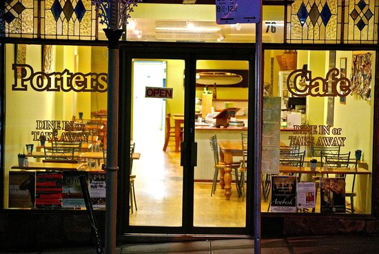 Porters Cafe - Accommodation in Surfers Paradise
