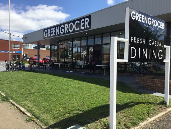 Greengrocer Cafe - Accommodation in Surfers Paradise