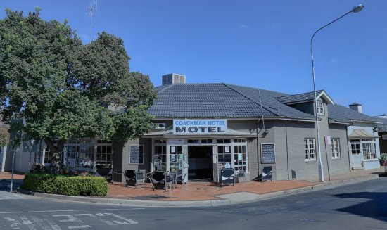 Coachman Hotel Motel - Accommodation in Surfers Paradise