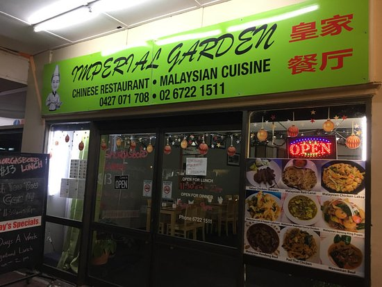Imperial Garden Chinese Malaysian Cuisine - Accommodation in Surfers Paradise