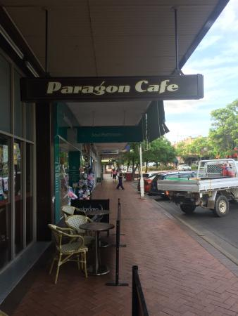Paragon Cafe Parkes - Accommodation in Surfers Paradise