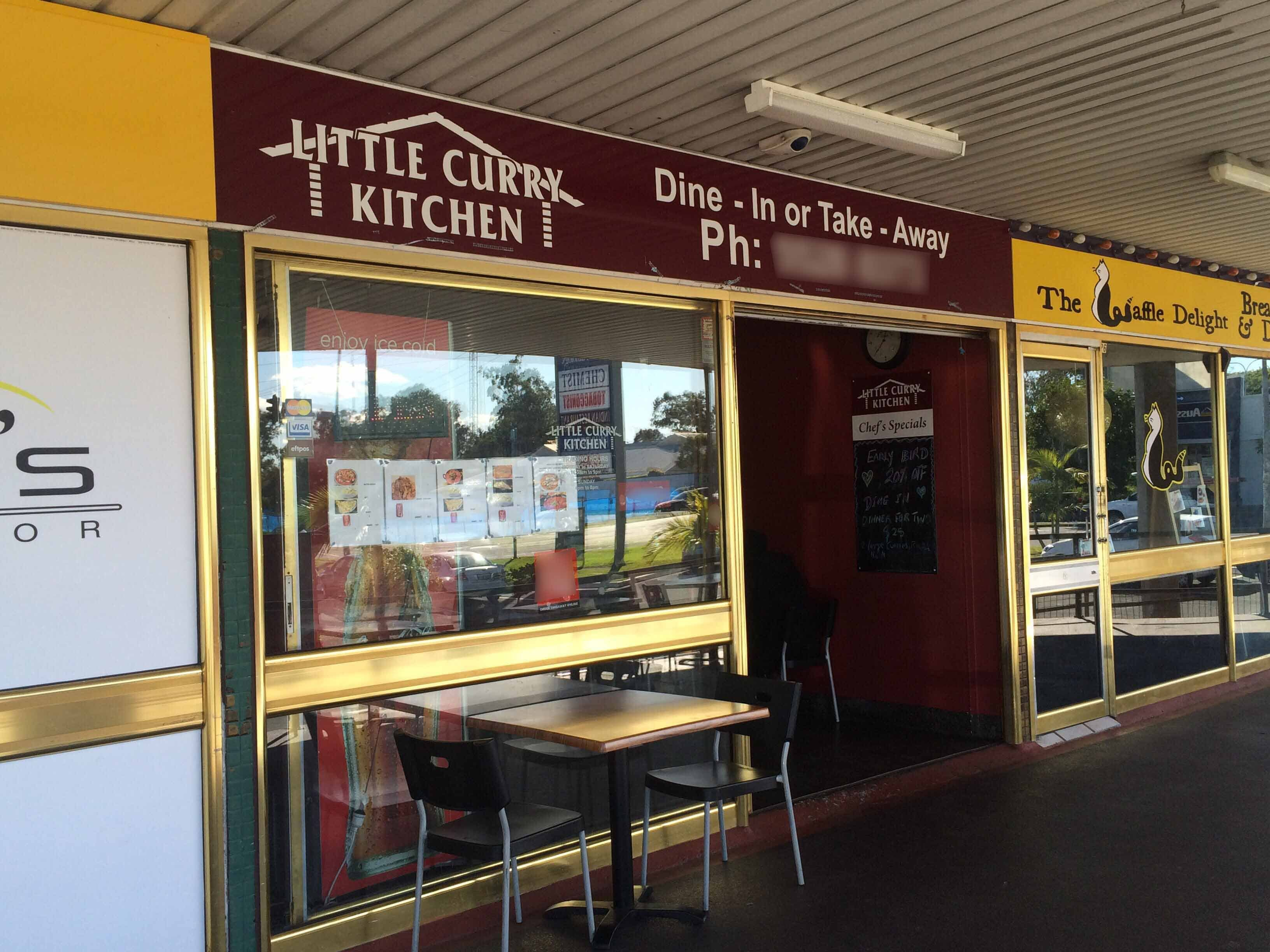 Little Curry Kitchen - Accommodation in Surfers Paradise