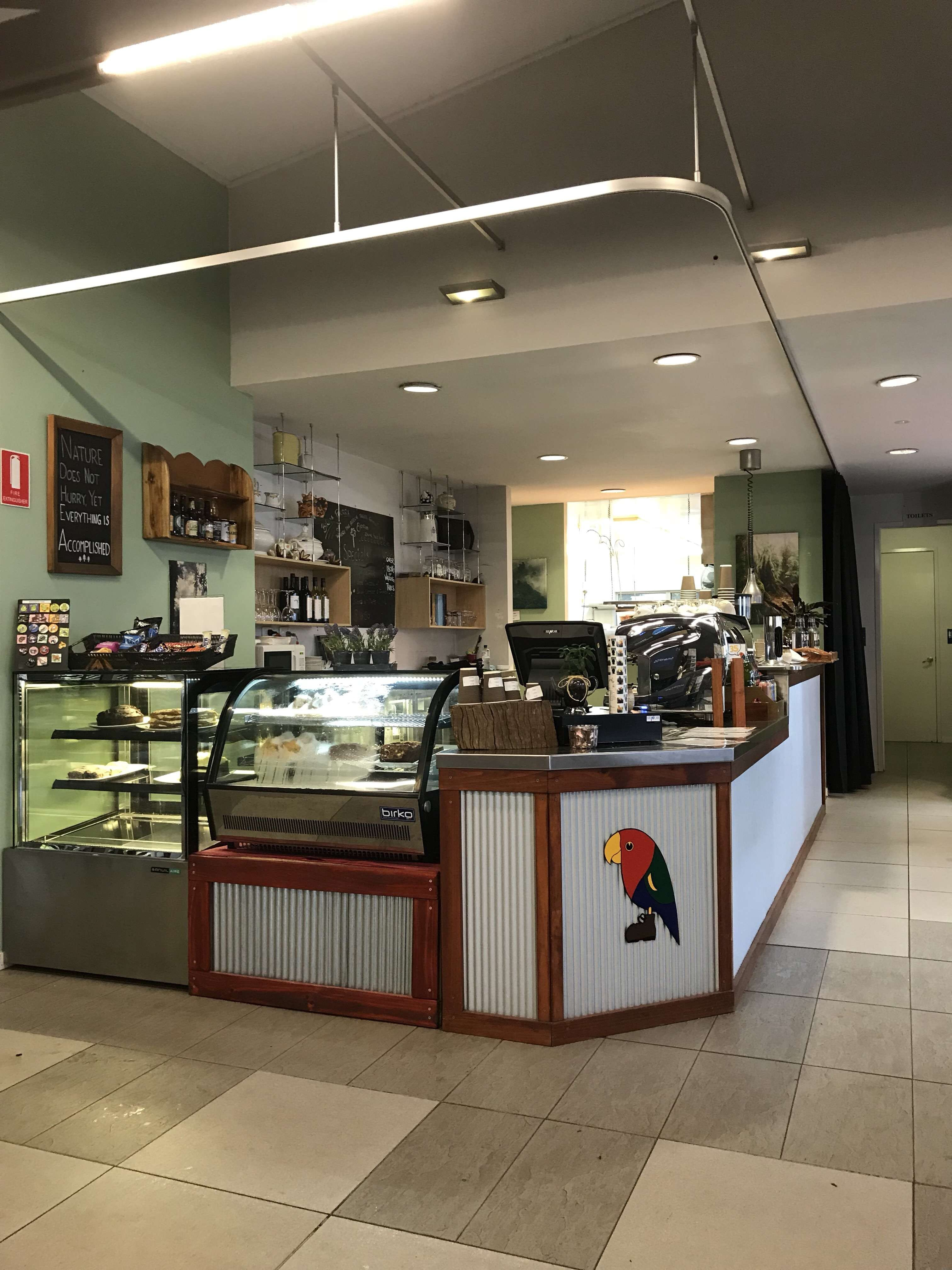 Lamington Teahouse - Accommodation in Surfers Paradise