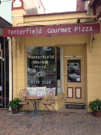 Tenterfield Gourmet Pizza - Accommodation in Surfers Paradise