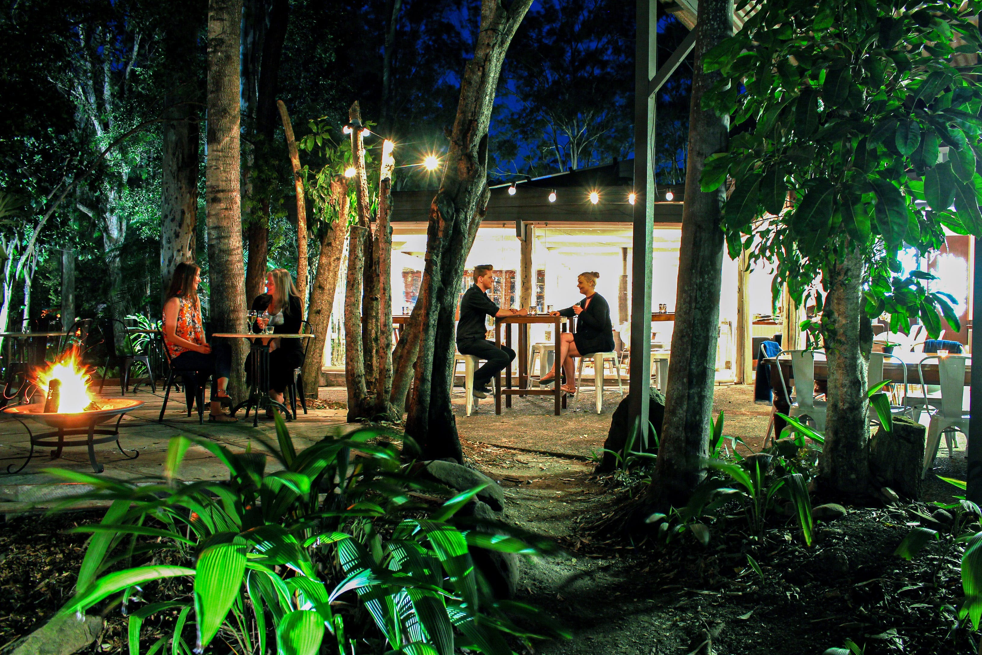Rainforest Restaurant and Lounge Bar - Accommodation in Surfers Paradise
