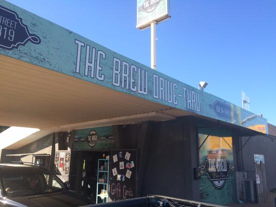The Brew Drive Thru - Accommodation in Surfers Paradise