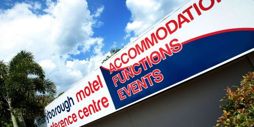 Maryborough Motel  Conference Centre - Accommodation in Surfers Paradise