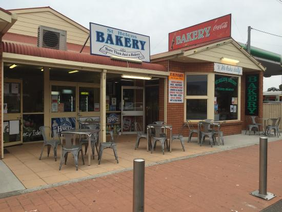 St Helens Bakery - Accommodation in Surfers Paradise