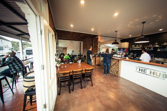 The Hub - Pizza and Beer - Accommodation in Surfers Paradise