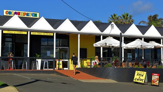 Colourpatch Fish  Chips and Cafe - Accommodation in Surfers Paradise