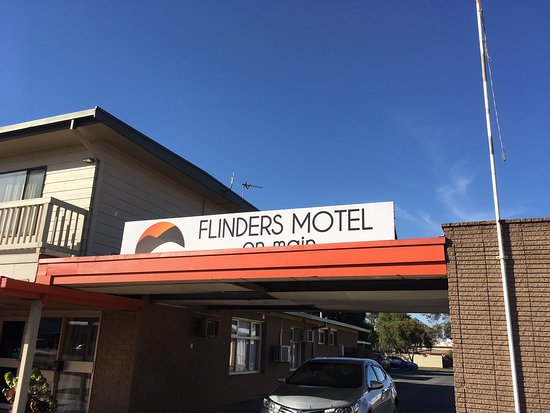 Flinders Motel On Main - Accommodation in Surfers Paradise