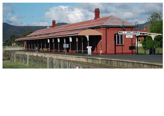 Wallangarra Railway Cafe - Accommodation in Surfers Paradise