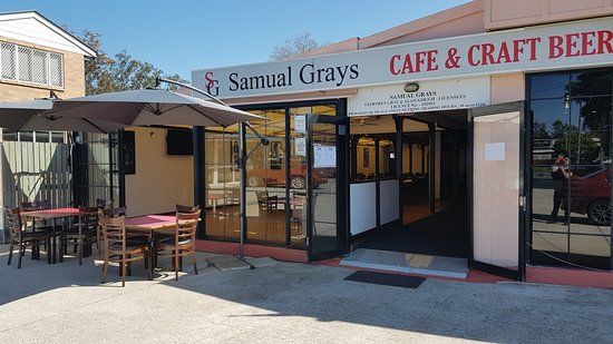 Samual Grays Cafe  Bar - Accommodation in Surfers Paradise