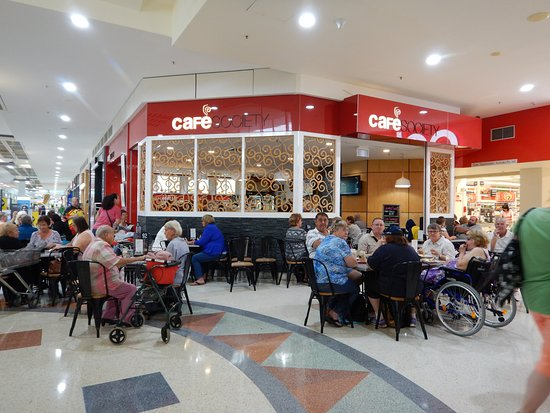 Cafe Society - Accommodation in Surfers Paradise