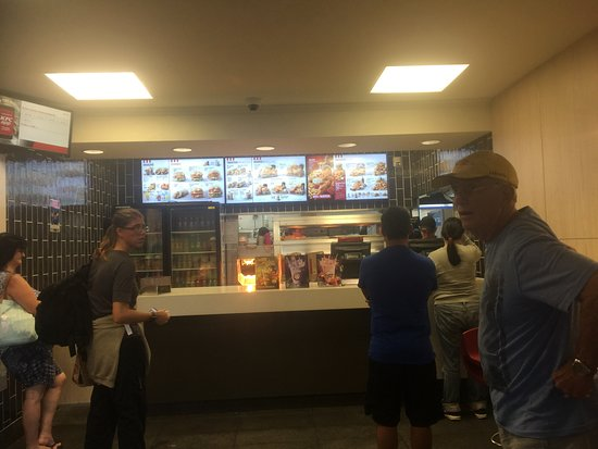 KFC - Accommodation in Surfers Paradise