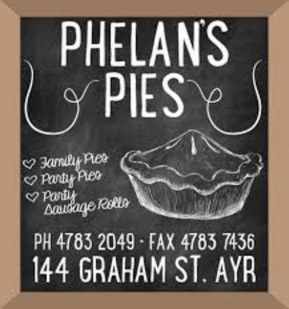 Phelan's Pies - Accommodation in Surfers Paradise